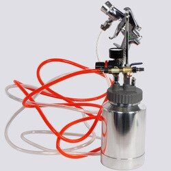 2L Tangki Mesin Semprot Batu Alam Sprayer Dempul Sprayer, Multi-Warna Cat