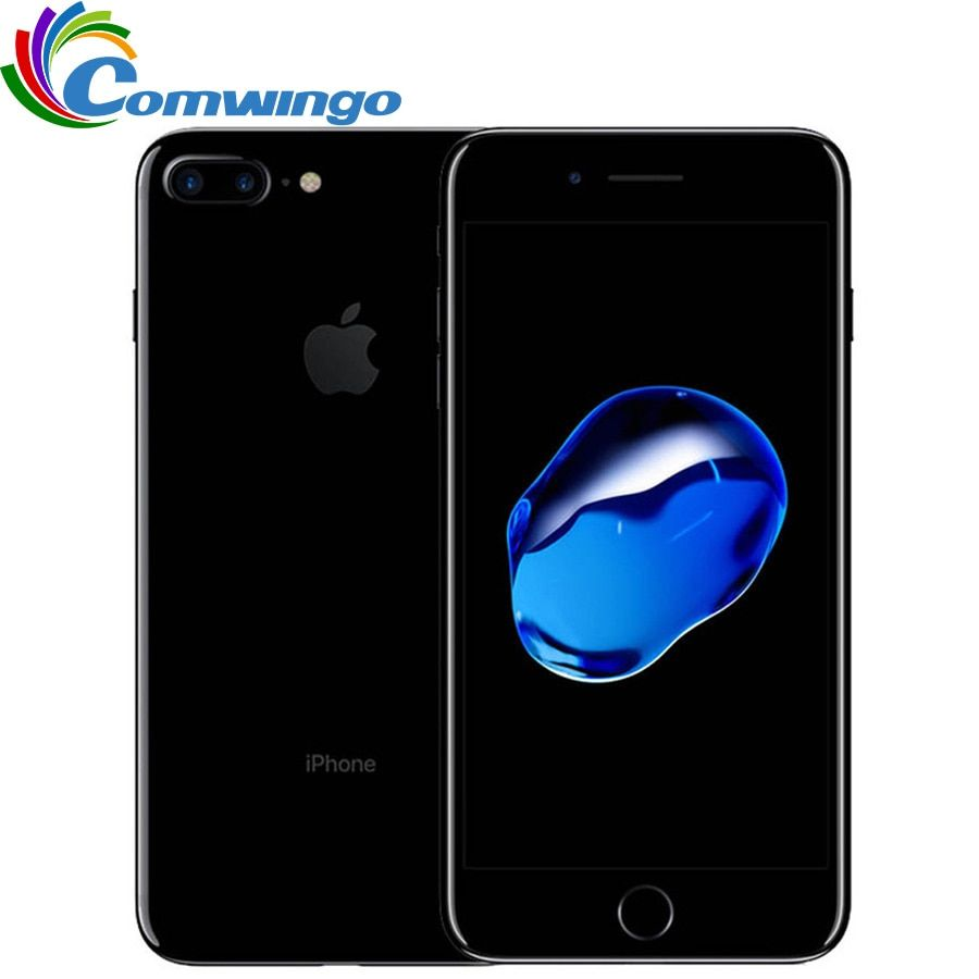 Original Apple iPhone 7 Plus 3 GB RAM 32/128 GB/256 GB ROM Quad-Core IOS LTE 12.0MP Kamera iPhone7 Plus Fingerabdruck Telefon