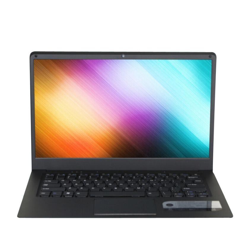 Ultra-thin Quad-Core Laptop 14'' Screen Display 1366*768pixel 4G+64G Windows10  JA15