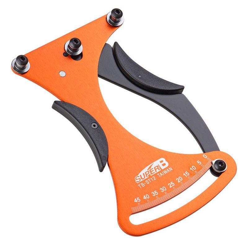 Super B TB-ST12 Bike Bicycle Spoke Tension Meter Measures The Spoke Tension For Building/Truing Wheels Bicycle Repair Tools