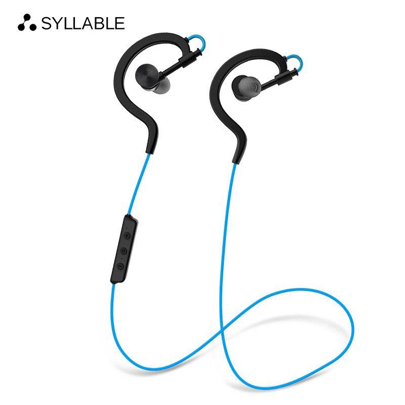 Syllable d700-2017 in ohr bluetooth 4,0 headset mit nackenbügel joggen rennen sport kopfhörer/ohrhörer sweat proof wireless kopfhörer