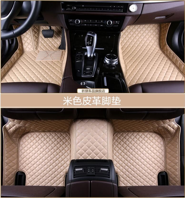 3D Luxury Slush Floor Mats Foot Pad Mat For Honda CRV CR-V 2007-2011 2012-2015 2016 (6colors) FREE BY EMS