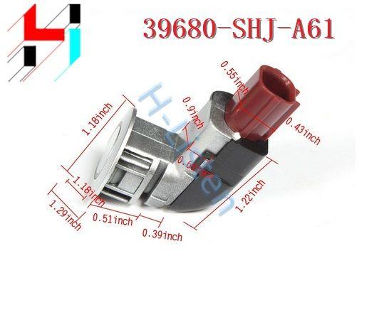 1 pc nouveau noir PDC sauvegarde Parking capteurs 39680SHJA61 39680-SHJ-A61 Fit pour Honda Odyssey 2005-2009 CRV 2004-2010 2011 2012 2013