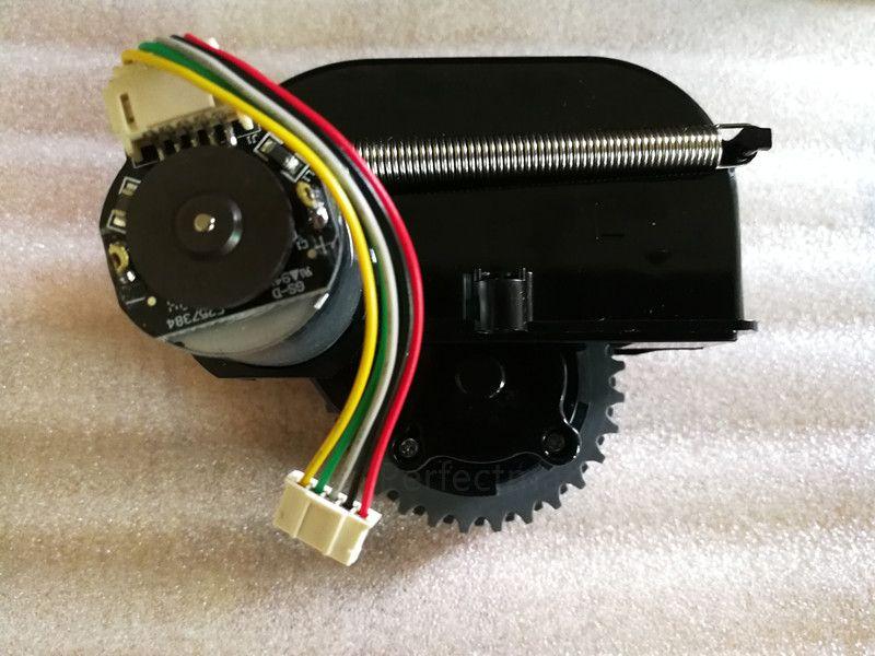 Original roue gauche pour chuwi ilife v5s v5 x5 ilife v3s v3 v3l robot Aspirateur accessoires Pièces de