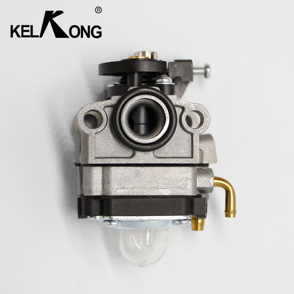 KELKONG New Carburetor fit for Mantis Tiller Honda 4 Cycle Engine Fg100 Gx22 Gx31 4 Stroke Engine Trimmer Cutter # 16100-zm5-803