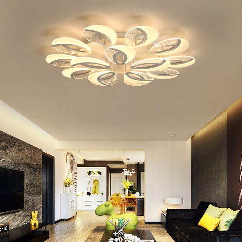 Nordic Ceiling lights Novelty post-modern living room Fixtures bedroom aisle LED ceiling lamp Ceiling lighting