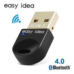 Беспроводной USB Bluetooth адаптер 4,0 Bluetooth ключ Музыкальный звуковой приемник Adaptador Bluetooth передатчик для компьютера ПК ноутбука