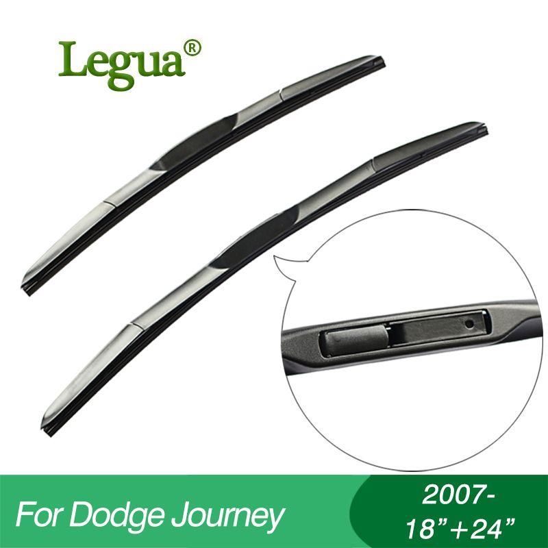 Balais d'essuie-glace Legua pour Dodge Journey (2007-), 18