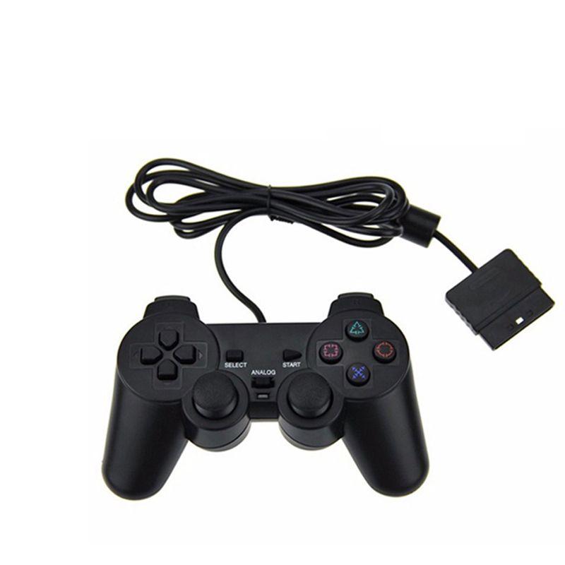 Pour PS2 Manette filaire Manette Manette pour playstation Dualshock 2 Controle Mando Manette pour playstation 2 Console accessoire