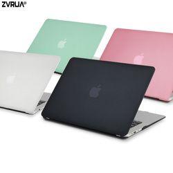 Zvrua Venta caliente portátil para Apple MacBook Air pro retina 11 12 13 15 para Mac libro 13.3 pulgadas con barra táctil