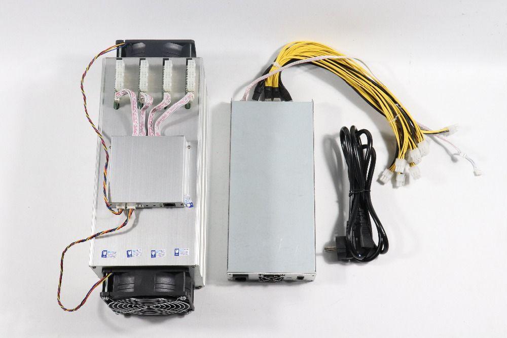 Verwendet Asic BTC BCH Miner Ebit E10 18 T Mit Offizielle NETZTEIL Besser Als Antminer S9 S9j S11 S15 T15 whatsMiner M3 M10