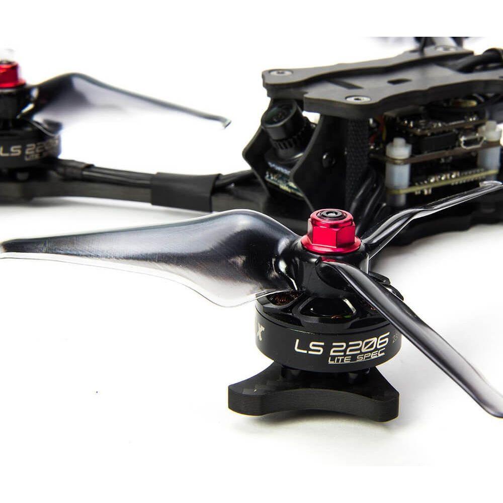 Emax Racing Drone Hawk 5 5,8g 600TVL F4 FC 210mm Bürstenlosen FPV Racing RC Quadcopter w Frsky Empfänger BNF PNP Version RC Drone