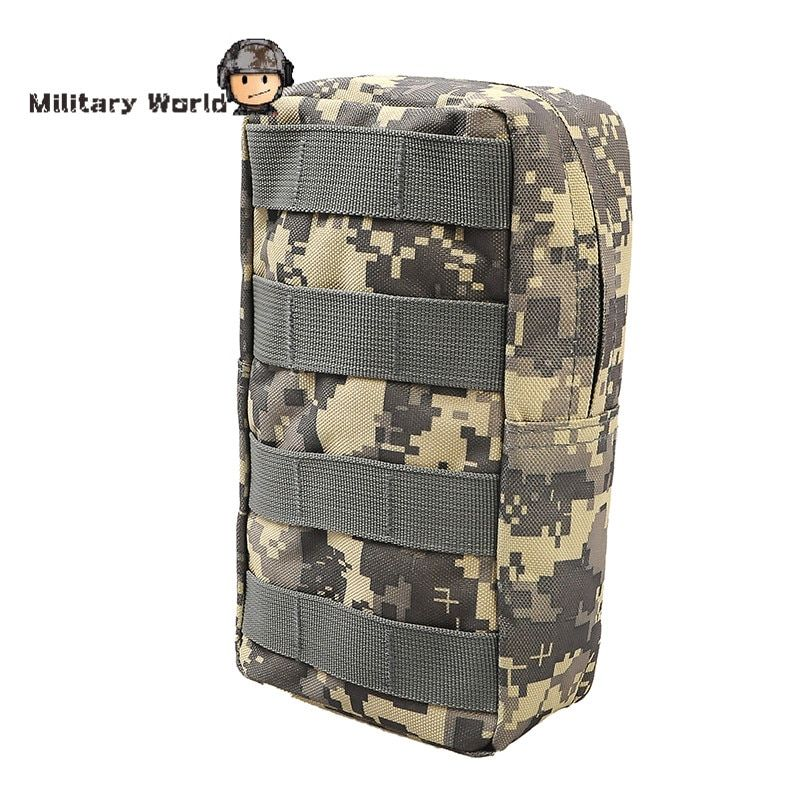 Airsoft Sport Military 600D Molle Taktische Weste Taille Beutelbeutel Für Outdoor Jagd Weste Gurt Wasit Ausrüstung