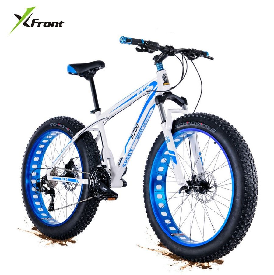New Brand Aluminum Alloy Mountain Bike 26