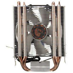 Baru 4 Heatpipe CPU Cooler Pendingin untuk Intel LGA 1150 1151 1155 775 1156 (UNTUK AMD)