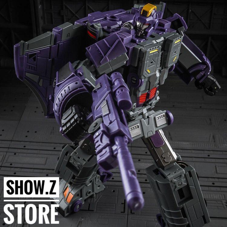 [Show.Z Store] DX9 D05 Chigurh Astrotrain Ressiue Train Transformation Action Figure