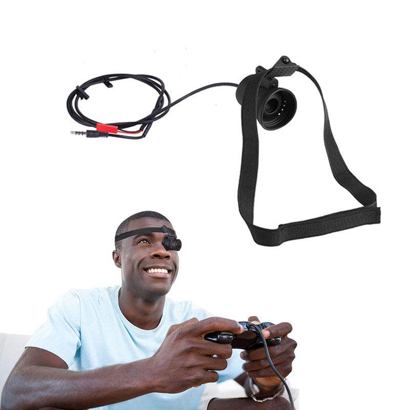 DIY 80 Zoll 854x480 Monokulare Mikro LCD Displayer Headset Monitor Unterstützung Av-eingang FPV Schutzbrillen für RC Racing Drone Quadcopter