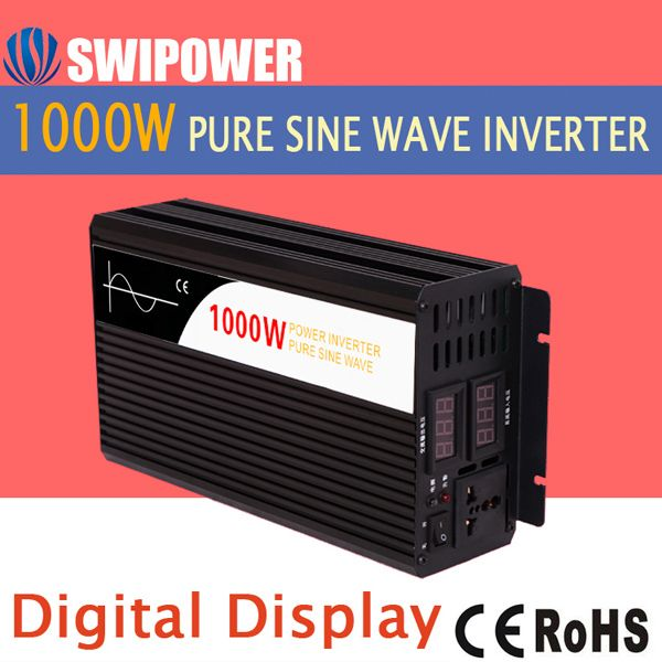 power inverter 1000W pure sine wave inverter