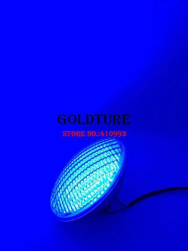 Warm White 39W 546 LED PAR56 Swimming Pool 12v par56 led pool lights PAR56 LED pool light piscina 18W 22W 24W 36W
