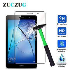 Для Huawei MediaPad T3 8 дюймов закаленное Стекло, ясно 9 H взрывозащищенные ЖК-дисплей Экран протектор для kob-l09 kob-w09 защитный Плёнки
