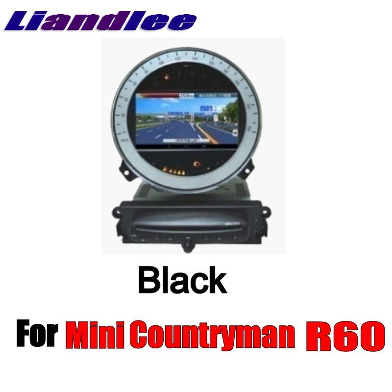 Liandlee Auto Multimedia Player NAVI Für Mini Countryman R60 2010 ~ 2017 Original-Auto Stil DVD Auto Radio Stereo GPS karte Navigation