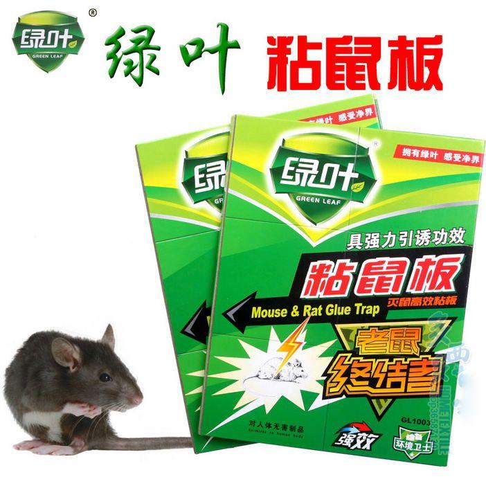 1 pcs/lotMouse conseil Collant rat colle rat piège à souris, gros rats à bâton haut quanlit haute viscosité HH16226 Un
