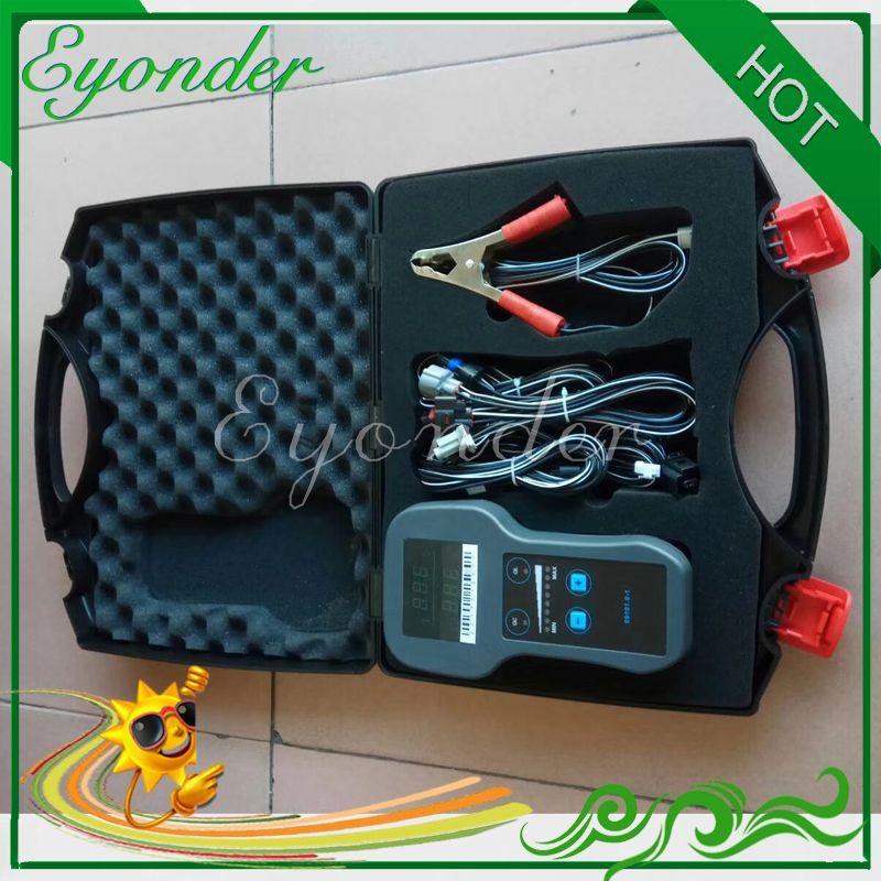 Auto Externe Klimaanlage kompressor Elektronische Regelventil Santech Scanner test tester Testing Tool mit spezifischen adapter