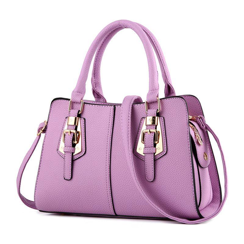 high quality 2017 style women bag high quality fashion women casua Fashion top-handle bag