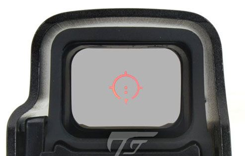 JJ Airsoft 3x Magnifier and XPS 3-2 Red / Green Dot (Black/Tan) Buy One Get One FREE Killflash