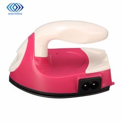 Portable Mini Eectric Fer BRICOLAGE Artisanat Hot fix Strass fer carte Spécial Fer effilochage pour Patchwork couette image tissu pâte