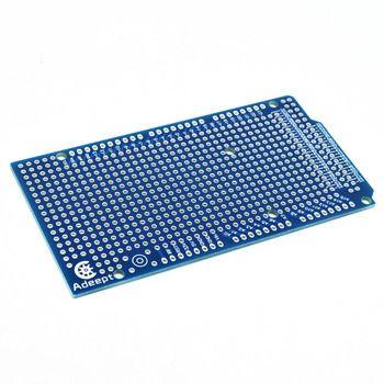 Adeept 10 PCS DIY Conseil Prototype PCB pour Arduino Mega 2560 R3 Bouclier Conseil DIY Freeshipping casque diy diykit