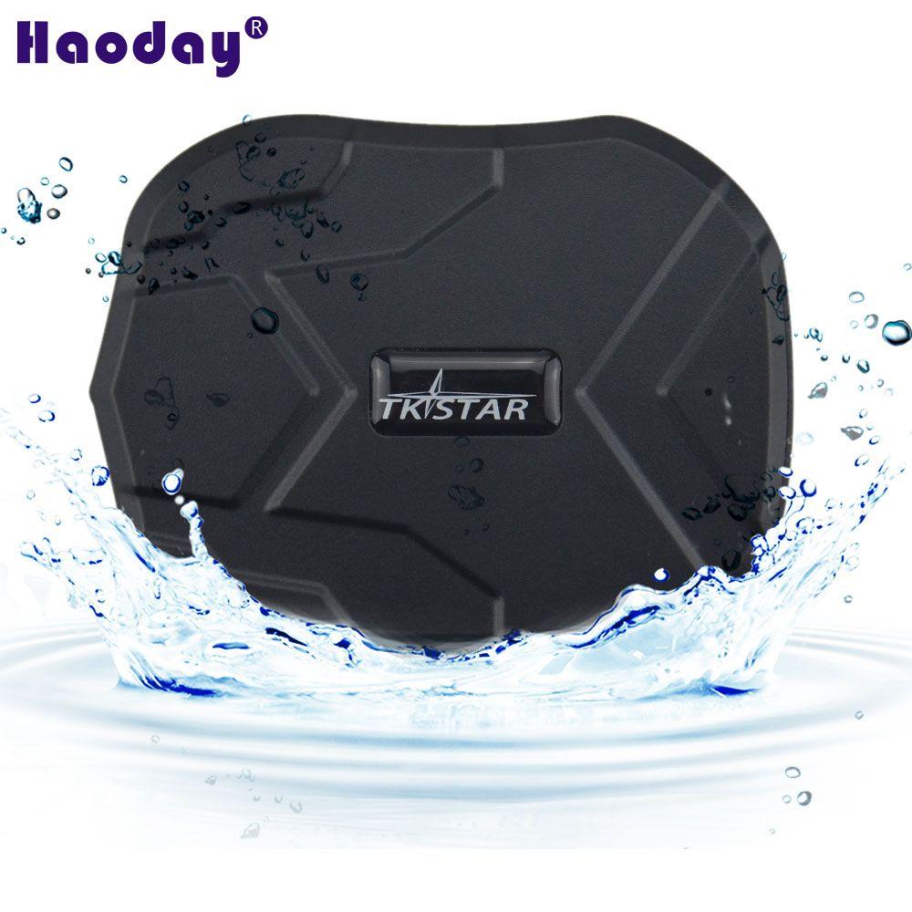 TK905 Car GPS Tracker 5000mAh Battery Standby 90 Days Vehicle Tracking Device GPS Locator Waterproof Magnet Free Web APP Monitor