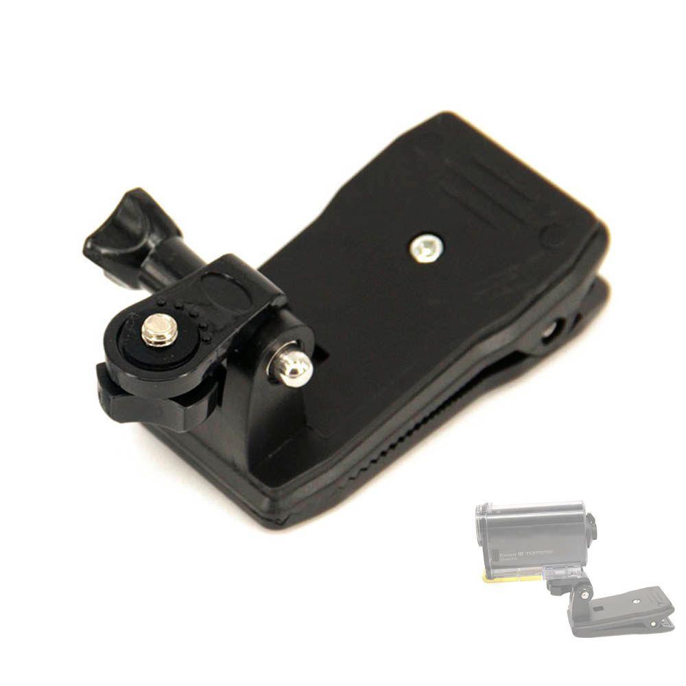 Sac clip Sac À Dos Montage Pour Sony Action Cam HDR AS20 AS15 AS100V AS30V AZ1 AS200V AS300 FDR-X1000V X3000 aee accessoires