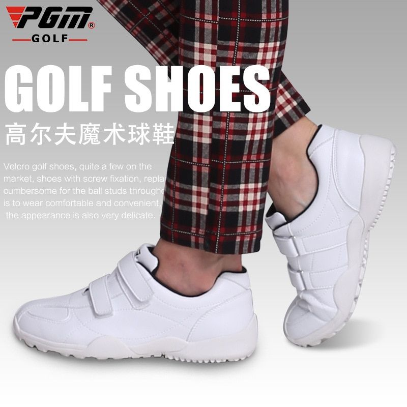 2015 new women golf shoes breathable and comfortable shoes stylish sports shoes waterproof freeshipping