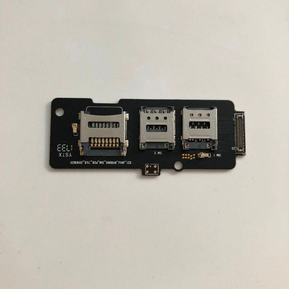 Nouvelle Carte SIM Connecteur de Support de Lecteur Pour Blackview BV8000 Pro MT6757 Octa Core 5.0 Pouce 1920*1080 Livraison Gratuite