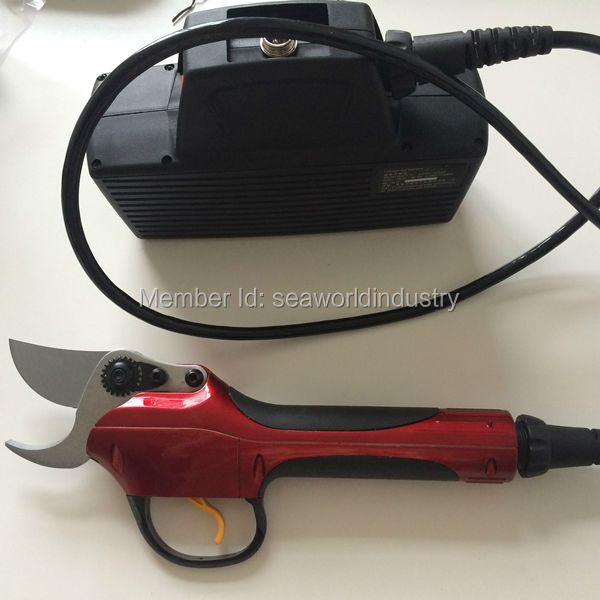 WSP-1 electric pruner (complete tool set of pruners for vineyard and orchards),electric scissors,electric pruning shear