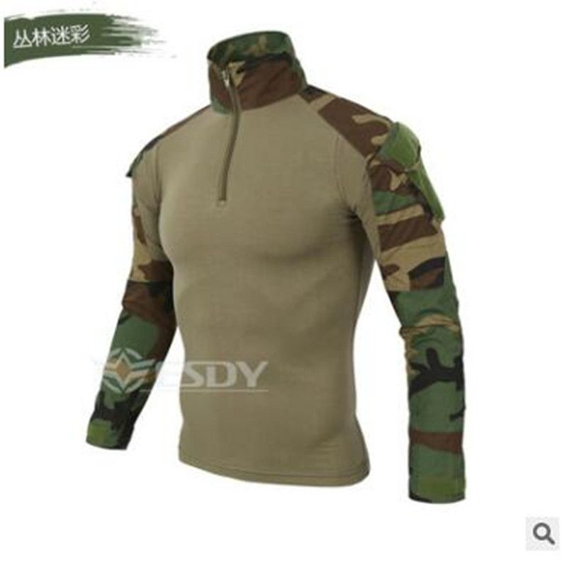2017 Brand Hot Military Camouflage Military Frog Jacket Waterproof Trench Coat Military Jacket Men's Jacket and Jacket2016