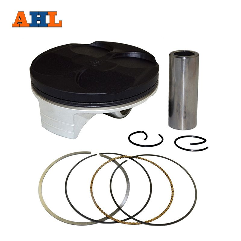 AHL Bore size 78mm STD  Piston & Ring & Clip Kit For HONDA CRF250 CRF250R 04-09 CRF250X 04-13 Motorcycle Engine Parts