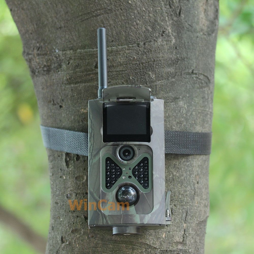 16MP 1080P Hunting Trail Camera 3G network  MMS SMTP/SMS and Wide Angle Wildlife Camera Suntek HC550G