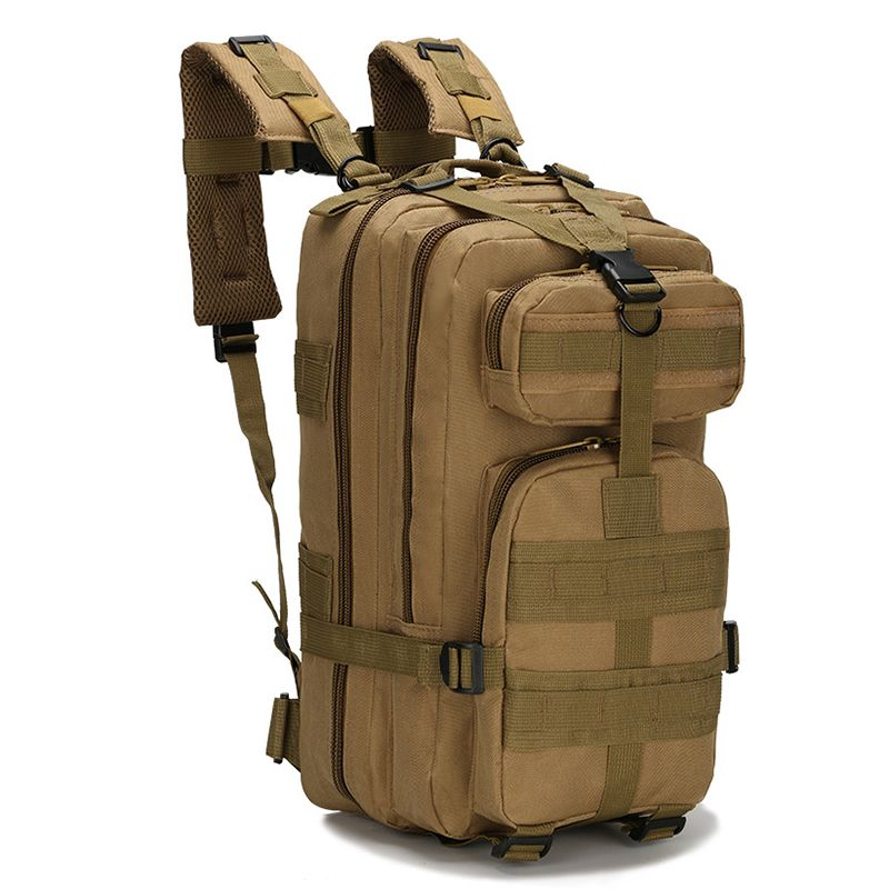 30L Men / Women Sport Bag Hiking Camping Bag Travelling Trekking Bag Military Tactical Backpack Camouflage Bag Rucksacks
