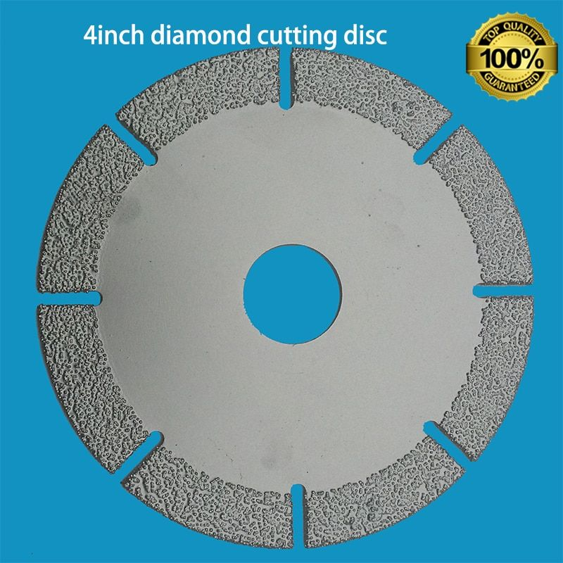 vacuum brazed diamond  100mm 16mm hole for marble granite brick and tiles glass process at good price and export quality