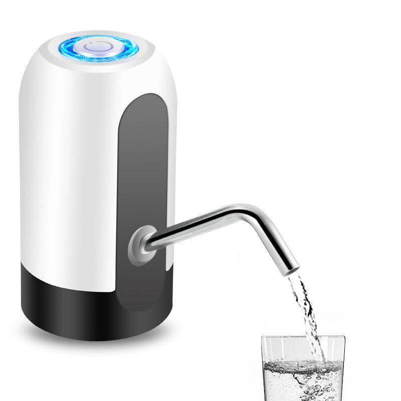 Pump for Water Bottle Electric Pump Usb Rechargeable Drinking Water Dispenser Creative Bottled Water Pump Drinkware Kitchen Tool