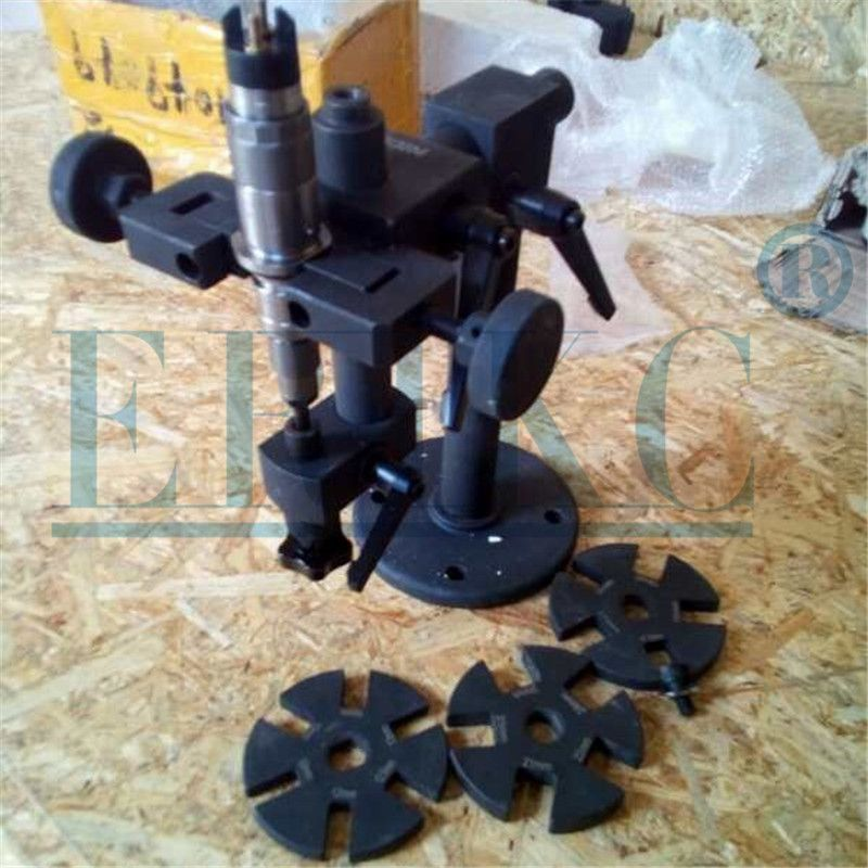 ERIKC E1024018 fuel injector universal turn dismonuting tools, reverse dismantling frame fix common rail injector