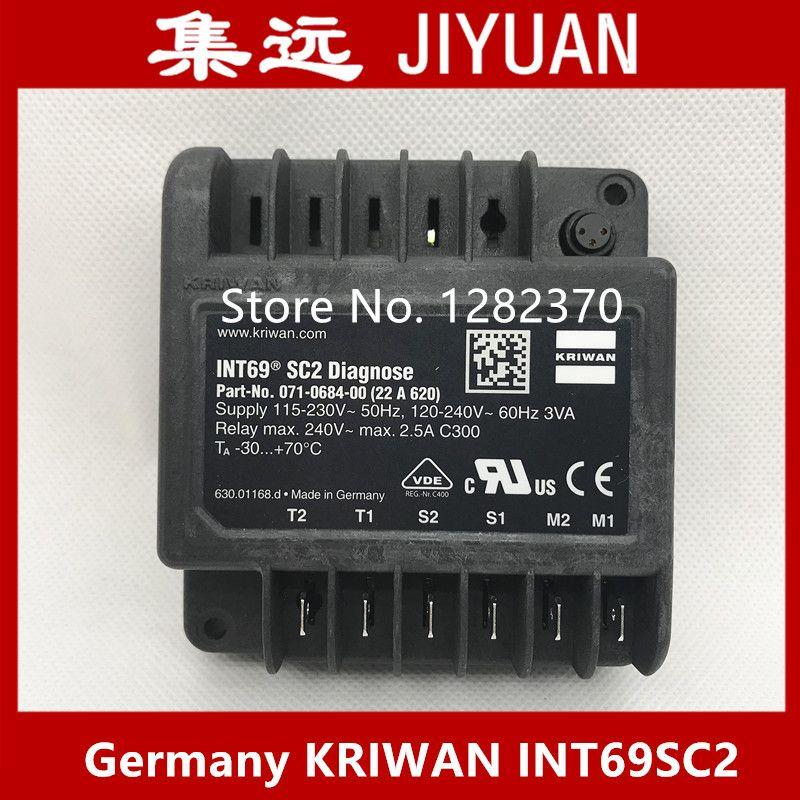 [SA] Deutschland KRIWAN INT69SC2 INT69 SC2 Diagnose22A620 071 kompressor schutz