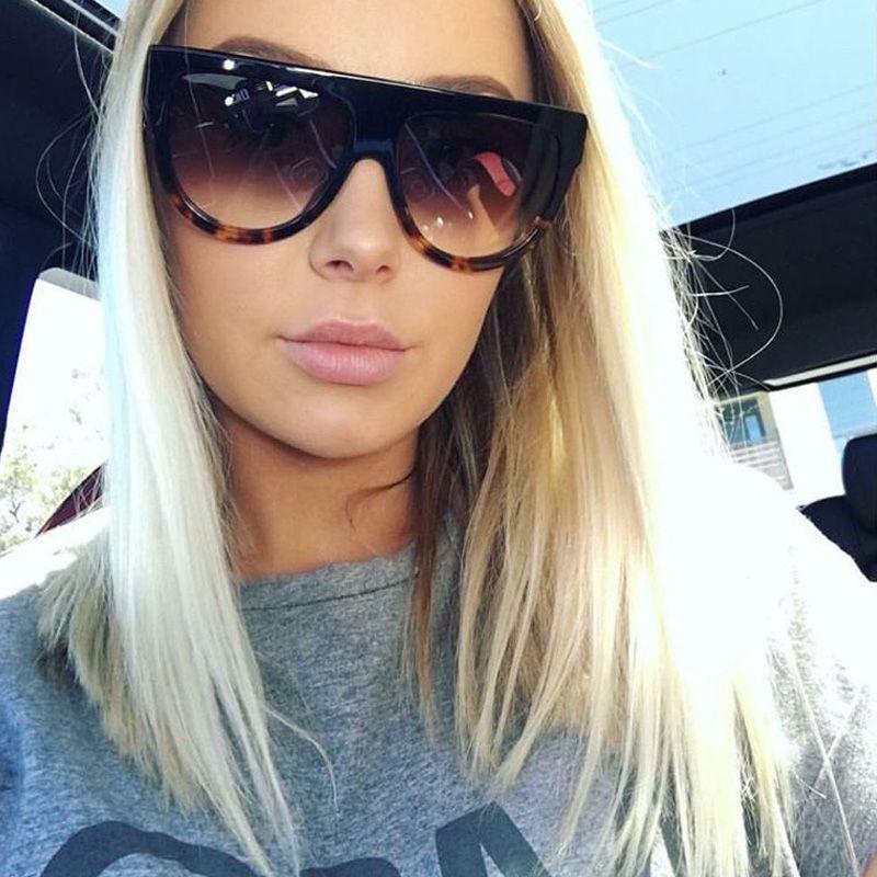 Lunettes De Soleil Designer femmes 2017 haute qualité Lunette De Soleil Oculos lunettes De Soleil pour femmes lunettes De Soleil Kim Kardashian