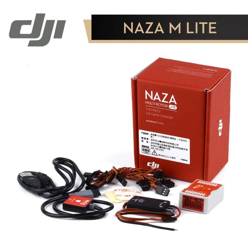 DJI Naza M Lite Contrôleur de Vol (Exclut GPS) naza-m Lite multi-rotor Contrôle Combo pour RC FPV Drone Quadcopter D'origine