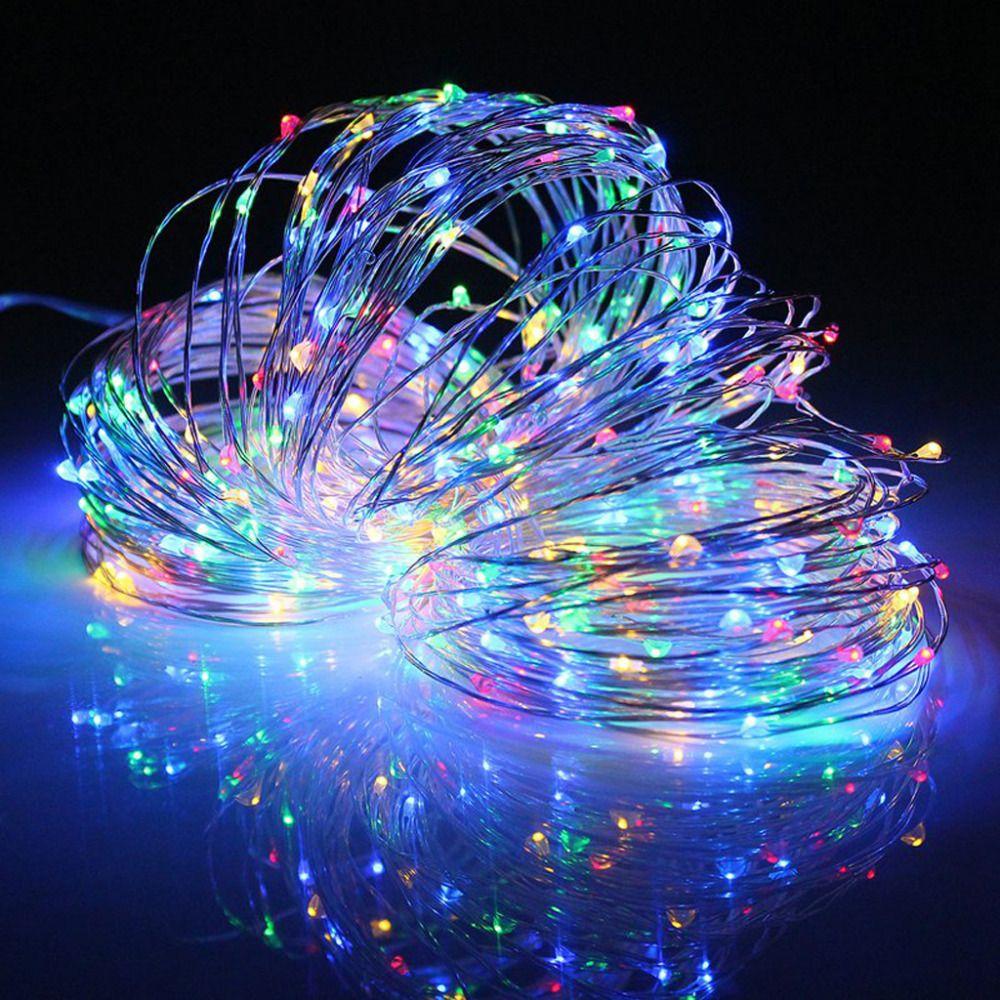 1 satz 200 LED Outdoor Solar String Licht Garten Weihnachten Party Fee Lampe 20 mt Warme Weiß/Weiß /blau/RGB
