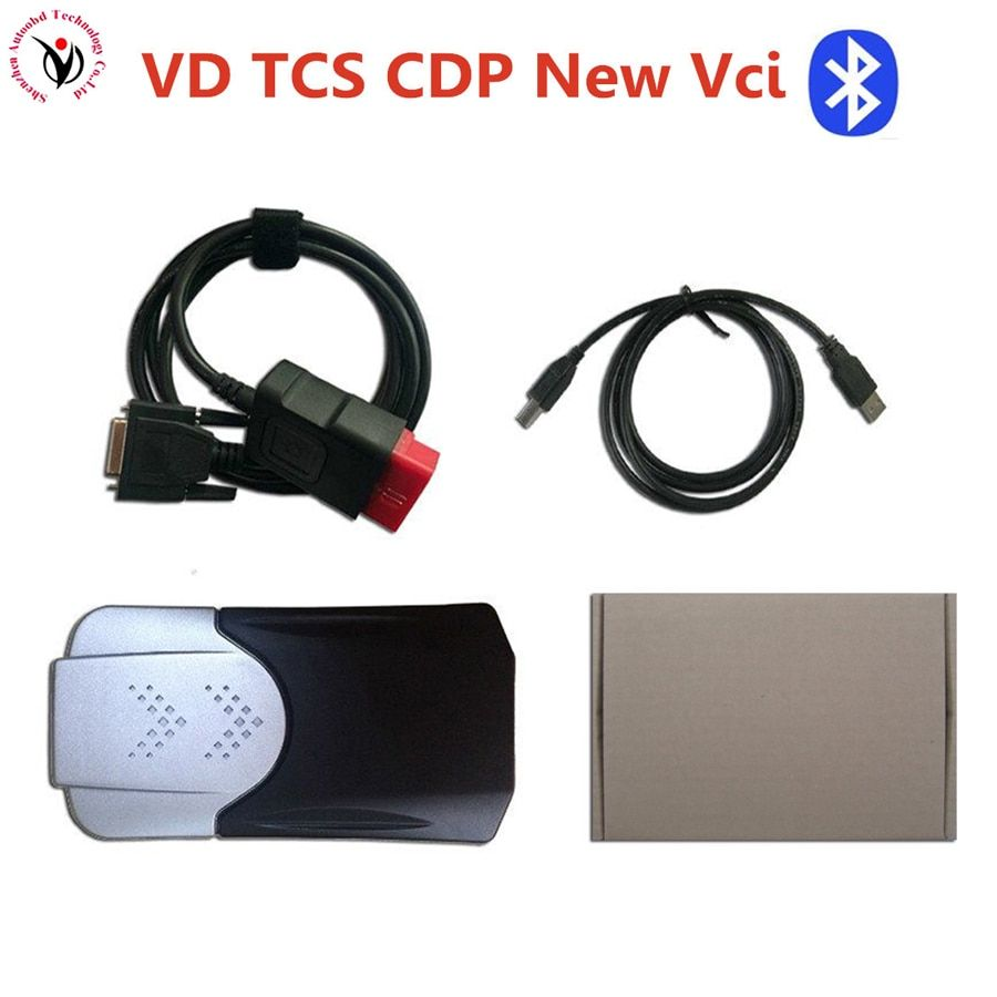 2015 R3 with Keygen CDP nec relays green board V8.0 New Vci VD TCS CDP with Bluetooth for obd obd2 obdii diagnostic scanner tool