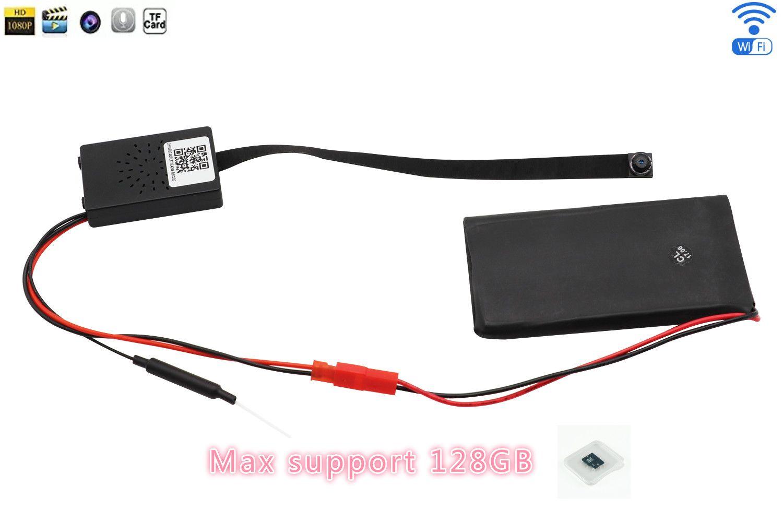 1080P 720P Wireless WiFi IP CCTV Mini Camera Sport Espia DV P2P Video Recorder Digital Small Cam Camcorder Freeshipping