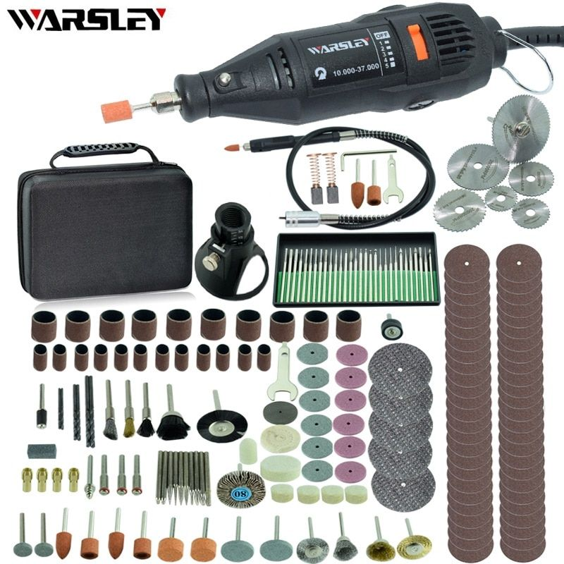 180W Engraving Pen Electric Drill Dremel Style DIY Drill Electric Rotary Tool grinder Mini Drill Grinding Machine 220V Power